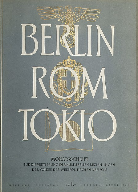 Berlin, Rom, Tokio